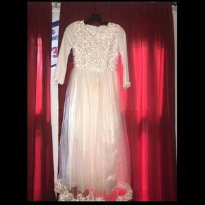 Macys Dresses Vestido Gris Poshmark